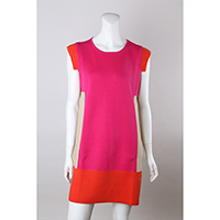 12gg Color Block Dress